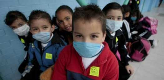 Alerta la SSA a la población sobre brote de influenza