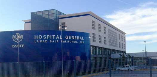 Preparan el cambio de edificio del hospital del ISSSTE
