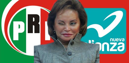 """Aunque """"siguen fuertes"""" tras divorcio con PANAL, modifica el PRI su convocatoria interna"""