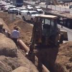 Manuel Curiel informó que la tarde de este miércoles quedó restablecido el servicio de agua en San José del Cabo.