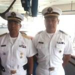 Más de 5 mil marinos vigilaran el Puerto y el espacio marítimo con sofisticado equipo y alta tecnología (Lupita Gómez)