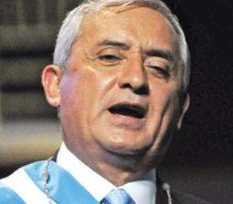 """""""El cambio ha llegado a Guatemala"""", dijo el nuevo Presidente"""
