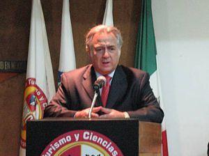 Propone el Peje a Miguel Torruco Marqués como Secretario de Turismo