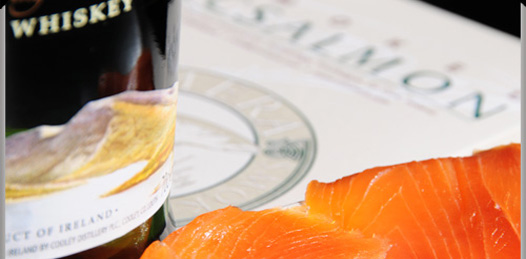 Ya no pagaremos impuesto de importación por el whiskey, salmón o las plumas de oro