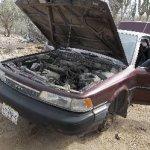 Toyota Cambry,placas de circulación 972 PMP 4 que fue recuperado por agentes municipales.