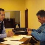 Emilio Salvatierra, Visitador de la PGJE, encontró irregularidades en los Ministerios Públicos.