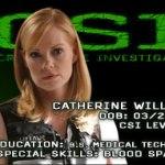 """Helgenberger de 53 añosdijo que el personaje de Catherine Willows es uno """"de los mejores"""" que ha tenido en su larga carrera."""
