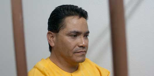 También Alcántar, el vocero de Agúndez alcanzó libertad bajo fianza