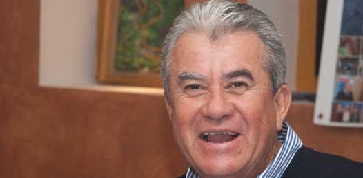 """""""El que demostró públicamente que no era simpatizante de Josefina que afronte las consecuencias"""" sentenció Elías Gutiérrez."""
