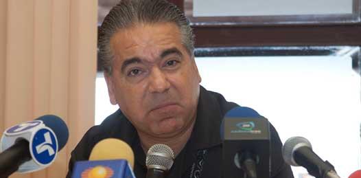 Gamil Arreola Leal, procurador de justicia en Baja California Sur.