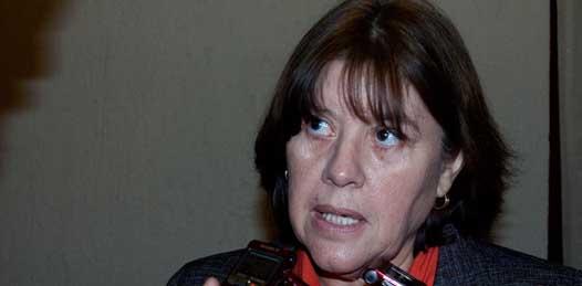 """Senadora dice """"no"""" a la reforma al artículo 24 constitucional"""