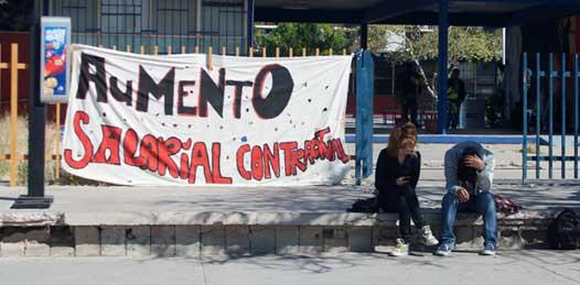 Responde el gobierno, posponen la huelga en la Preparatoria Morelos