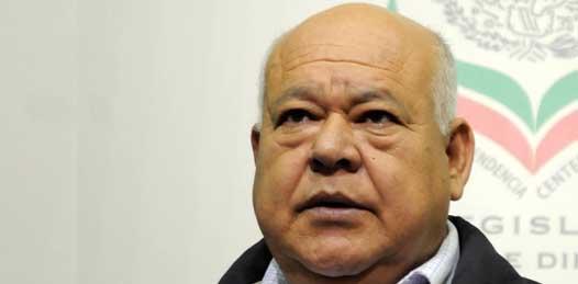 Aseguró Víctor Castro la primera fórmula como candidato a Senador por el PRD