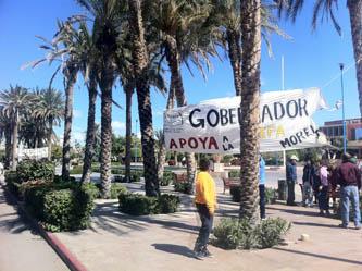 Ante apatía gubernamental, emplaza la Prepa Morelos a huelga