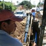 CONAGUA y el Organismo Operador del Agua, en los últimos 9 meses invierten 130.1 millones de pesos en obras.