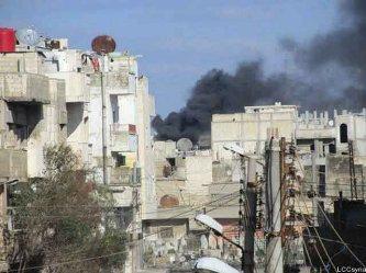 Solicitan a la ONU formar fuerza de paz para Siria