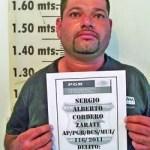 Sergio Alberto Cordero Zárate.