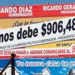 De no ser cubierto el adeudo durante la campaña venidera, la desacreditación pública hacia el PRD continuará, hizo ver Vázquez Valtierra.