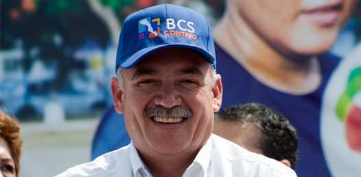 """Cuando el gobernador ha sido cuestionado sobre las acciones legales contra los funcionarios de su antecesor, Covarrubias Villaseñor se ha limitado a contestar que son acciones """"estrictamente jurídicas""""."""
