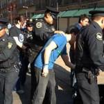 Al menos 20 integrantes de Greenpeace México, entre ellos la directora, Patricia Arendar, fueron detenidos.