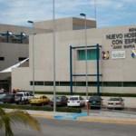 """El Secretario de Salud, Santiago Alan Cervantes Aldama, especificó que serán las áreas de urgencias, terapia intensiva y los quirófanos de los nosocomios las que serán """"reforzadas""""."""