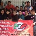 """""""Los jóvenes priistas estamos listos para el trabajo que se avecina, sabemos que los jóvenes formaremos parte fundamental del proceso y ahora más que nunca estamos interesados en generar las condiciones de cambio en beneficio de nuestra sociedad"""", mencionó Huízar Chavira."""