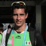 Jorge Ignacio Rouco Cervantes ganó la medalla de oro en el evento atlético Wilfrido Massieu en la capital del país en la prueba de salto de altura.