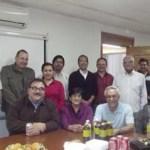 El Departamento Académico de Biología Marina de la UABCS reconoció al trabajador administrativo Francisco Betancourt Villa.