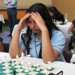 En el ajedrez fueron 5 los deportistas que se ubicaron entre los tres primeros lugares y por tanto, tendrán derecho de asistir al evento nacional olímpico.