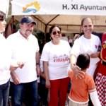 El Presidente municipal de Los Cabos, José Antonio Agúndez aseguró que las fiestas son organizadas con el principal objetivo de unir los lazos de convivencia ciudadana, el respeto a las tradiciones y costumbres de nuestro pueblo y consolidar la unión familiar.