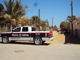 Matan a policía municipal cabeño. Dejan herido a otro