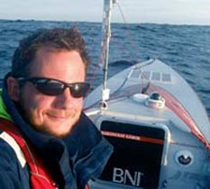 Cruza el Atlántico en canoa