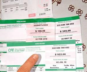 Surge movimiento civil en contra de las tarifas de la CFE