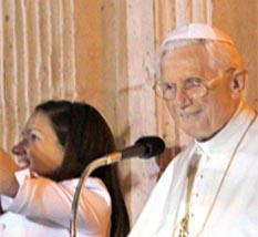 Pide Benedicto XVI proteger a los niños