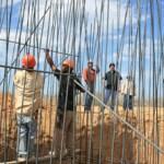 Sin mayores contratiempos continúa la construcción de la planta de tratamiento de Los Cangrejos.