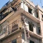 """La explosión provocó el derrumbe de la fachada de un edificio e importantes daños materiales en los edificios adyacentes, según Sana, que indicó que el atentado fue perpetrado por """"un grupo terrorista armado"""" cerca de una iglesia y dos colegios."""