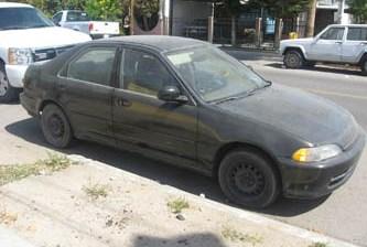 Localizan ministeriales vehículo robado
