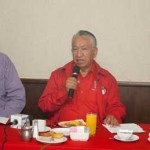 Cuevas González dijo que desde que asumió la dirigencia de la CROC, esta se ha venido llevando a cabo con apego a un principio de transparencia y publicidad de las aportaciones de sus agremiados.