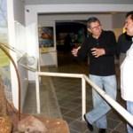 El Museo está dividido en siete salas, la primera la de astronomía, esta sala se pueden apreciar el sistema solar, sus orígenes y evolución de los cosmos y de nuestro planeta. La sala de geología; esta sala dedicada a la explicación de los movimientos en los platos tectónicos de 12 millones de años de antigüedad.