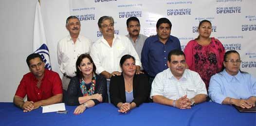 Levanta la huelga de hambre Miriam Muñoz. Revisará CEN del PAN el caso de la Rosa