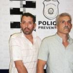 Carlos Sotelo Avilés y José Luis Morales Palacio.