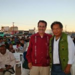 """El festival por el aniversario luctuoso del General Emiliano Zapata fue organizado por la asociación """"Democracia en marcha"""" y estuvo encabezado por músicos de la zona que buscan promover ese tipo de actividades para el sano esparcimiento de las familias."""