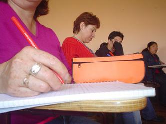 Alianza activa de la CROC en campaña de alfabetización