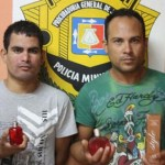 Julio César Ureña Maturino y Francisco Javier Cruz Agúndez.