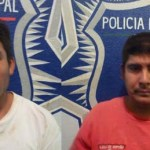 Enrique Ramírez Reyes y Ricardo Mendoza.