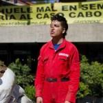 Greenpeace presentó una nueva denuncia ante el Órgano Interno de Control de la Secretaría, en la que exige que se investigue al director general de Impacto y Riesgo Ambiental de la dependencia, Alfonso Flores Rodríguez.