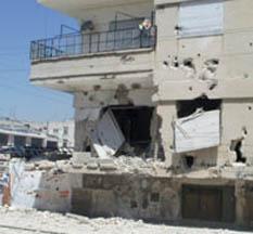 Traspasa fronteras la violencia en Siria