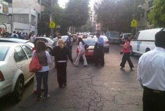 Sacude nuevo sismo de 6.4 a la Ciudad de México