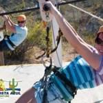 Una manera segura de practicar este deporte extremo, es con Canopy Costa Azul, que enclavado dentro del cañón que lleva el mismo nombre y ubicado a cinco minutos del centro de la cabecera municipal de San José del Cabo, sea la opción número uno para niños, jóvenes y adultos.
