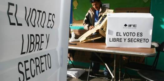 Preparada Protección Civil para la jornada electoral